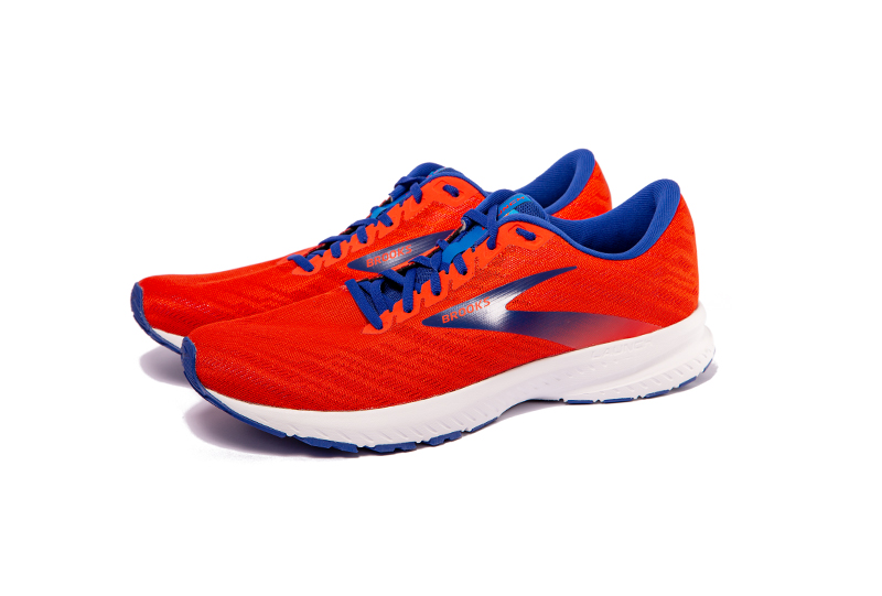 Brooks neutraler Laufschuh in B Weite orange € 129,-  Nr. 80 275