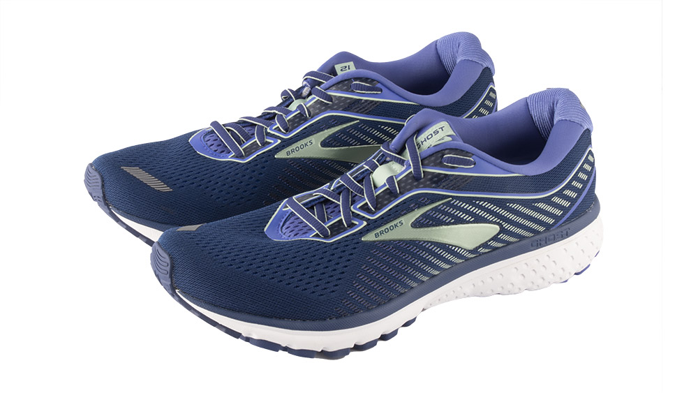 Brooks - neutraler Laufschuh Ghost in 2A Weite  € 149,- Nr. 80278